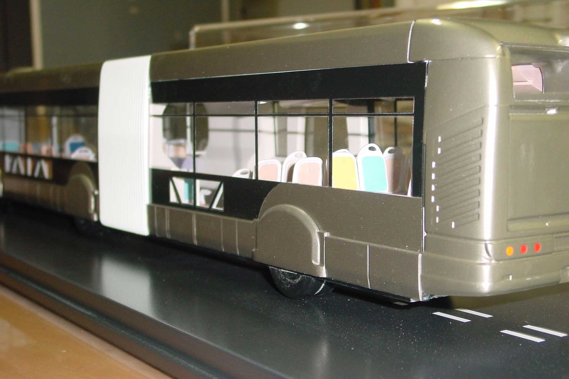 Tryame Maquettes et prototypes Transport