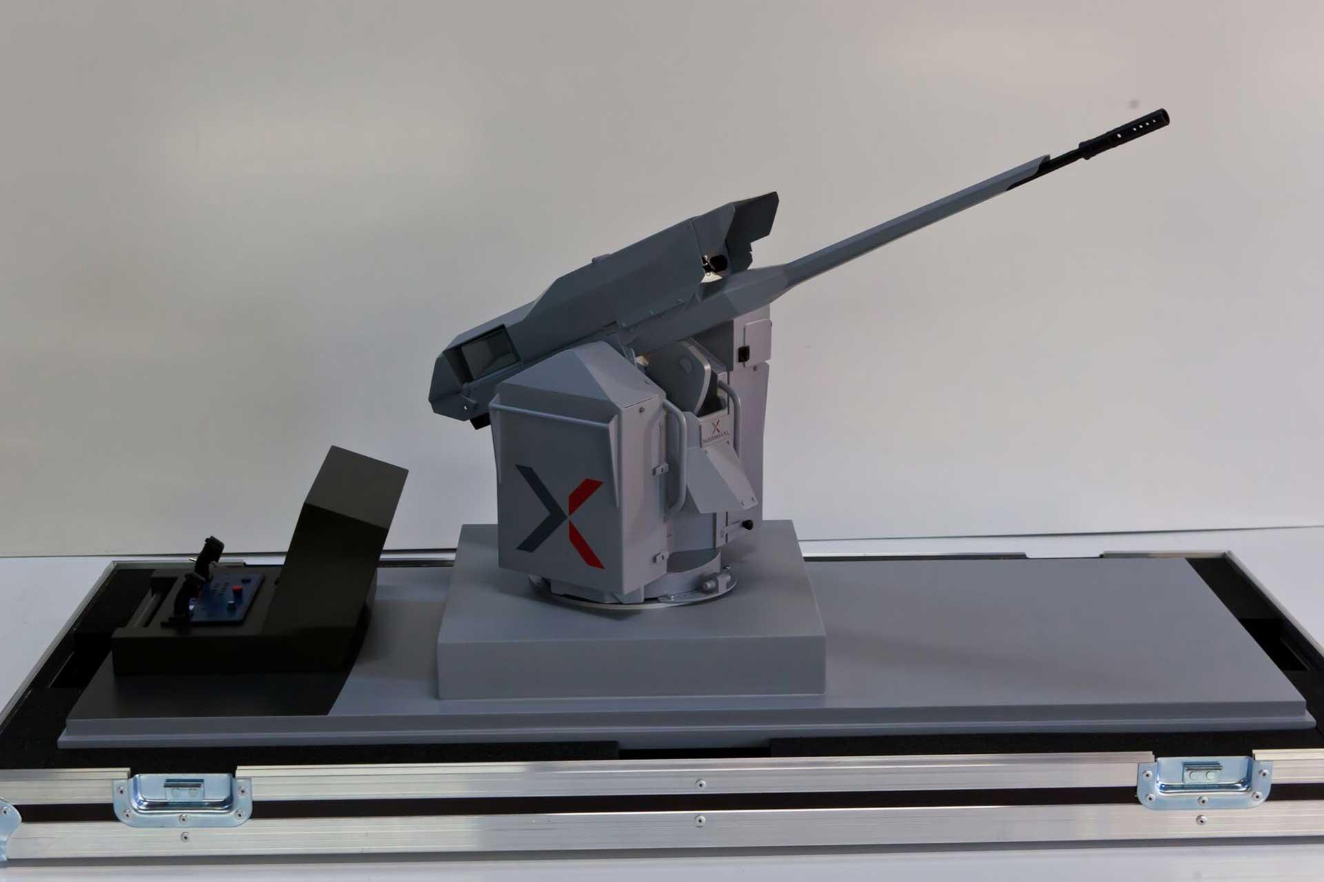 Maquettes et prototypes Défense