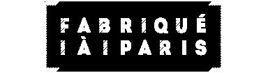 Logo Fabriqué à Paris