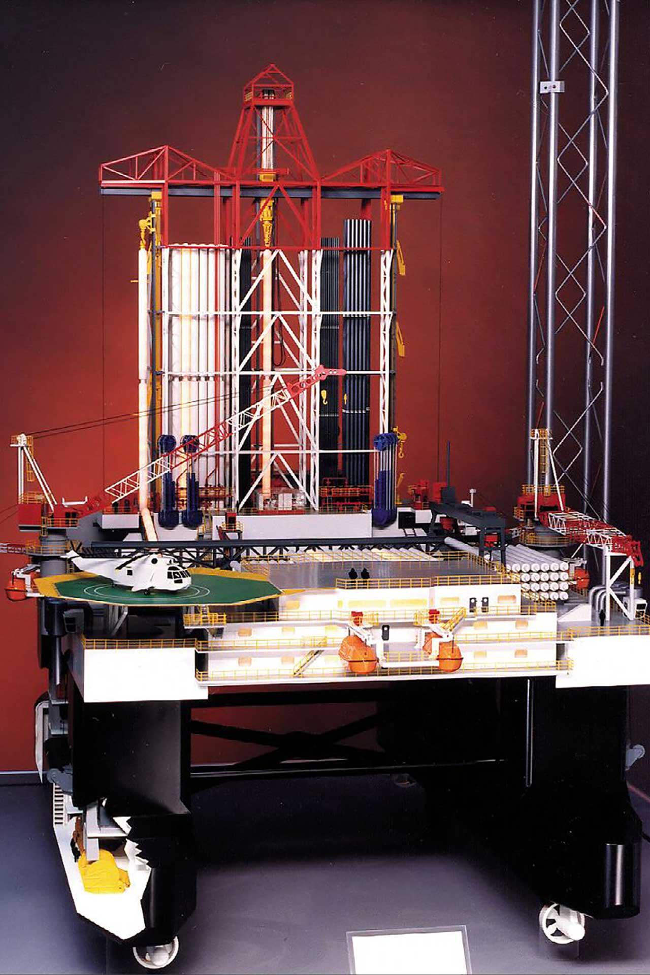 Maquettes et prototypes Industrie